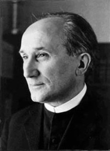 Romano Guardini nel 1920 (Wikipedia)