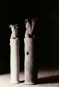 La forma della cenere (1986).