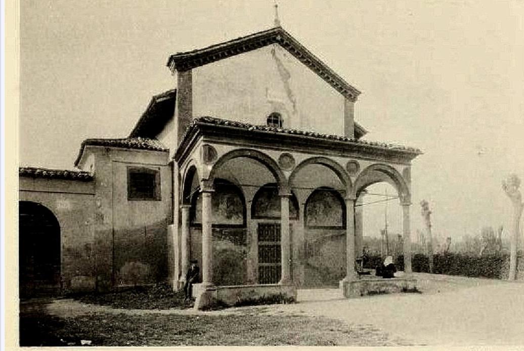 S. Rocco alla Lupetta, chiesa bramantesca prossima allo scalo ferroviario Farini in Milano, demolita dopo la seconda guerra mondiale.