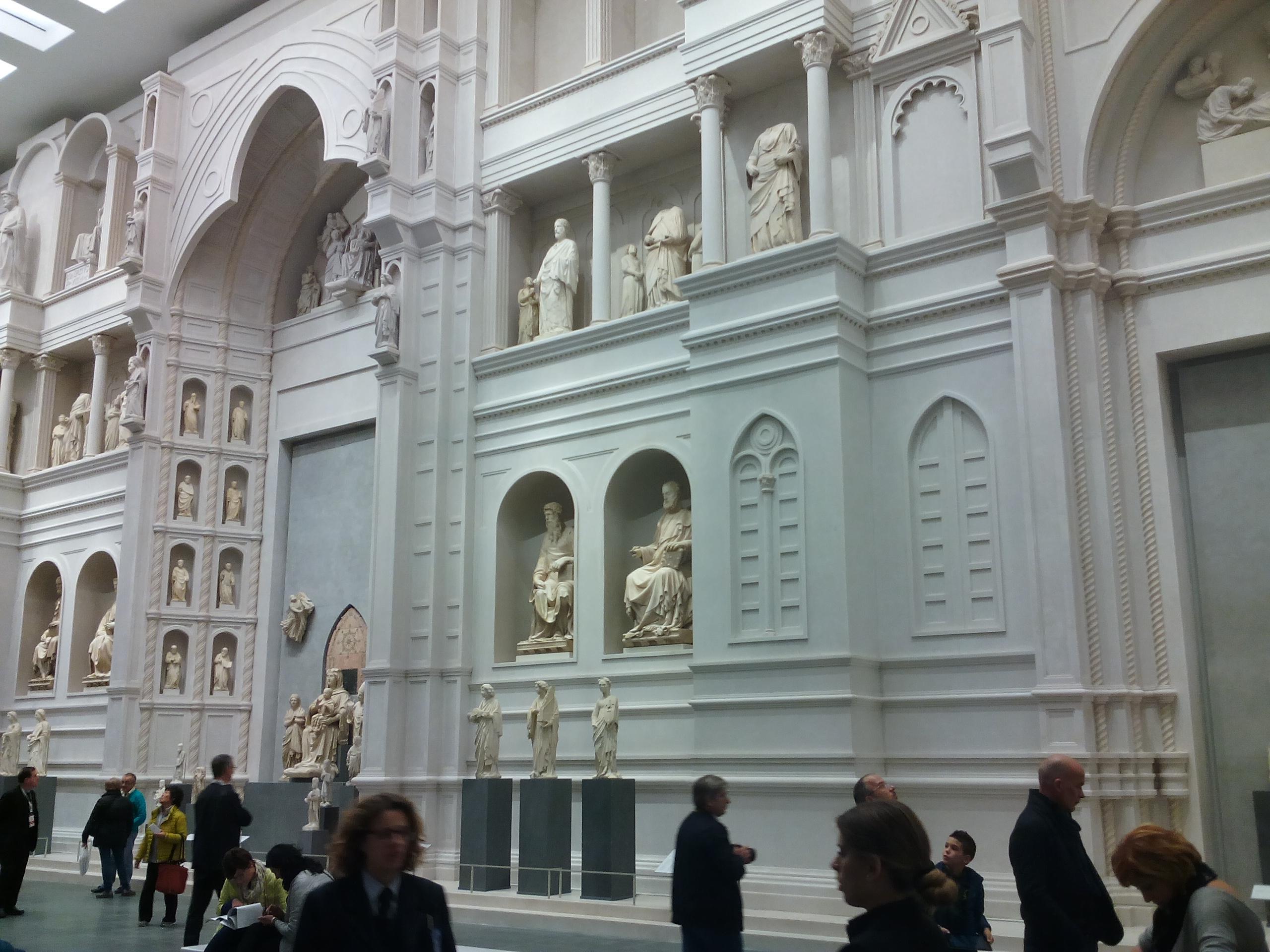 Museo Del Duomo Firenze.Opera Del Duomo Di Firenze Musei E Valori Jerusalem
